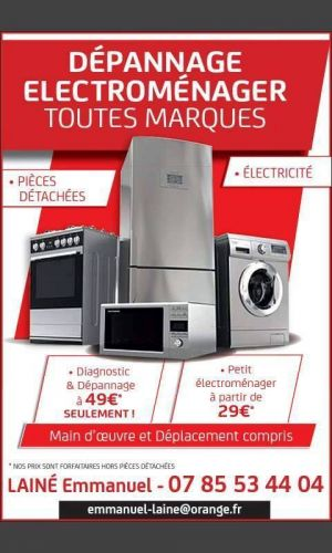 D pannage lectrom nager abbeville 80100 tous voisins for Comelectromenager abbeville