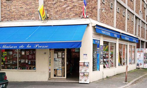 62f2aafb02 Maison de la Presse - Librairie - Papeterie - Presse, Arcueil, 94110 ...