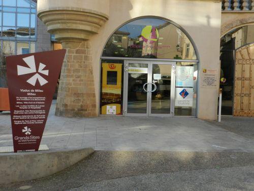 office de tourisme millau