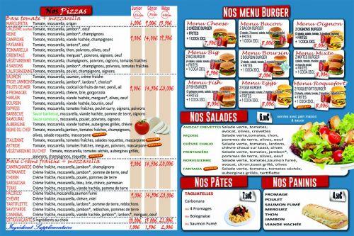 Hana allo pizza express pizzeria restaurant - Allo voisin avis ...