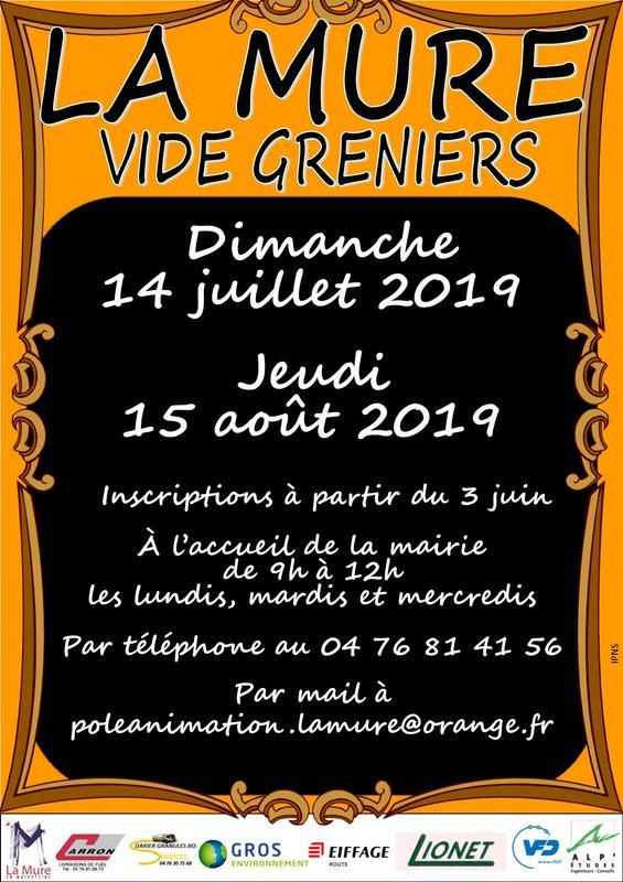a06ef77fe90f26 Sortir à La Mure, agenda des brocantes, vide-greniers, concerts,  spectacles, expositions (38350) - Tous Voisins