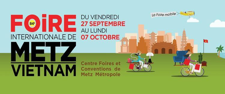 Agenda foire et salon Metz (57000) - Tous Voisins