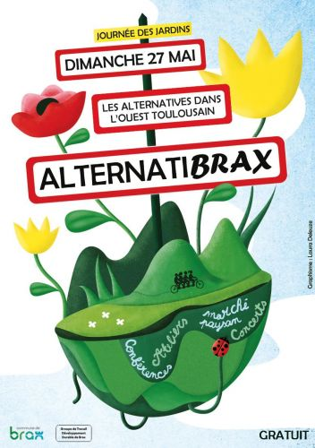 AlternatiBrax (#JournéeDesJardins)