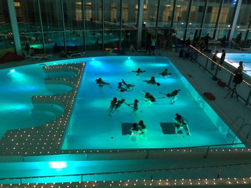 Le d me de vincennes fitness gymnase stade complexe for Piscine vincennes