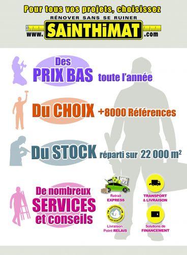 Sainthimat bricolage travaux caudry 59540 avis for Sainthimat caudry cuisine