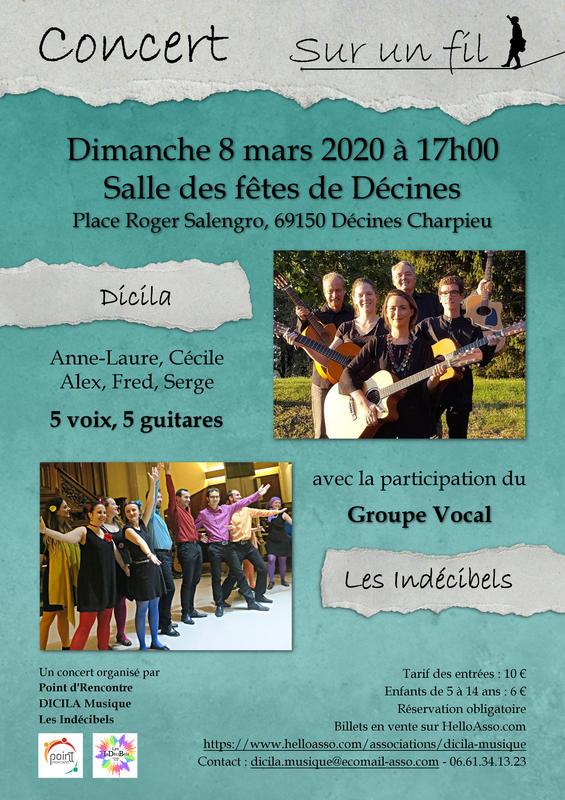 Concert Meyzieu Ce Weekend 69330 Tous Voisins