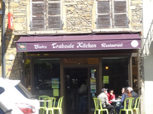 TRABOULE KITCHEN - Restaurant