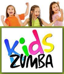 Nouveau cours de ZUMBA Kids