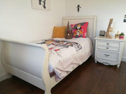 chambre enfant fille complete au mesnil le roi 78600. Black Bedroom Furniture Sets. Home Design Ideas